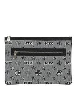 Ktz | Клатч Monogram Из Жаккарда