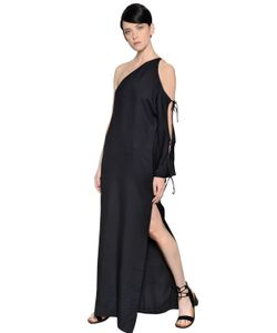 ROSETTA GETTY | Платье Из Крепа Сабле