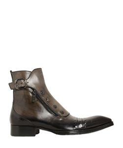 JO GHOST | Кожаные Ботинки