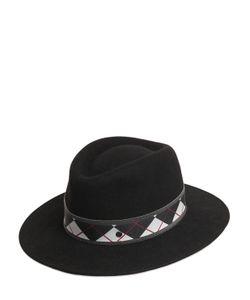 Maison Michel | Шляпа Thadee Из Кроличьего Фетра