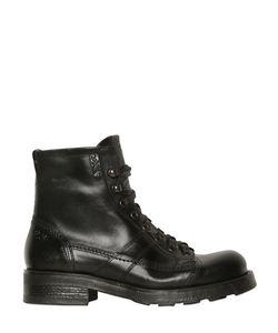 Oxs | Кожаные Ботинки Для Пешего Туризма