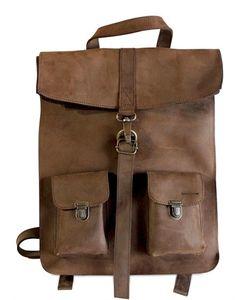 KJORE PROJECT | Кожаный Рюкзак Survey Classic