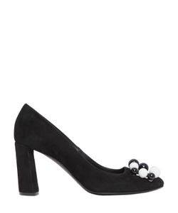 Casadei | Замшевые Туфли 80mm