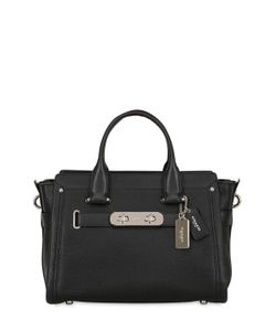 COACH NY | Swagger Leather Top Handle Bag