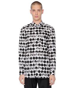 Comme Des Garcons | Рубашка Из Поплин С Принтом От Noah Lyon