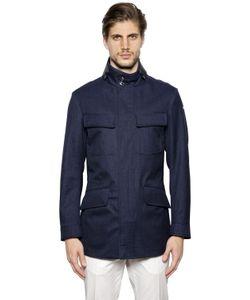 ETTORE BUGATTI COLLECTION   Куртка Loro Piana С Технологией Storm System