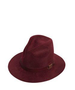 Dsquared2 | Шляпа Из Шерстяного Фетра С Логотипом