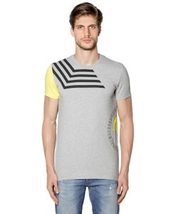 Bikkembergs | Printed Cotton Stretch T-Shirt