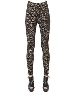 Akris | Jacquard Knit Leggings