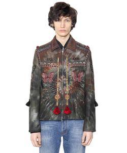 Valentino | Шерстяная Куртка С Вышивкой