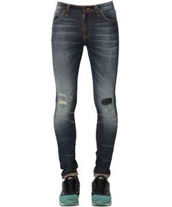 Nudie Jeans Co | Джинсы Скинни Из Деним 15cm