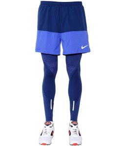 Nike | Dri-Fit Nylon Running Shorts
