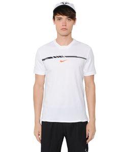 Nike | Nadal Nylon Tennis T-Shirt