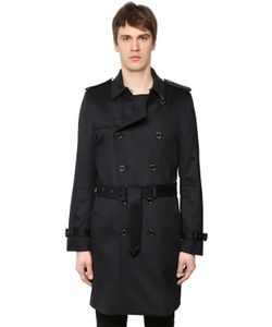 Burberry | Kensington Cashmere Cloth Trench Coat