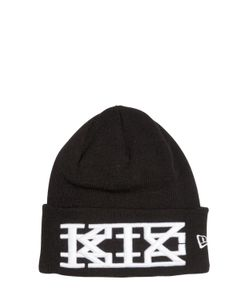 Ktz | Хлопковая Шапка С Вышивкой
