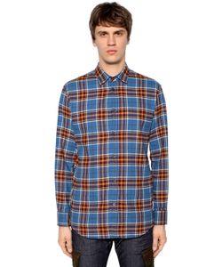 Dsquared2 | Фланелевая Рубашка В Клетку
