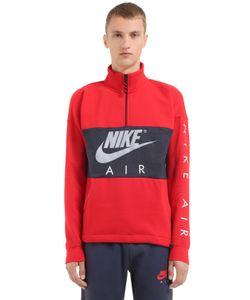 Nike | Полухлопковый Свитшот