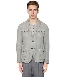 Giorgio Armani | Linen Toile Jacket