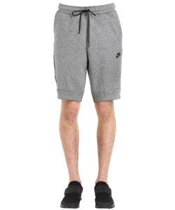 Nike | Полухлопковые Шорты С Логотипом