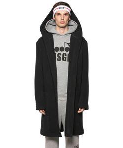 MSGM   Шерстяное Пальто