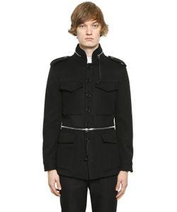 Alexander McQueen | Куртка Из Шерсти И Кашемира