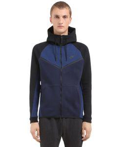Nike   Полухлопковый Свитшот С Капюшоном