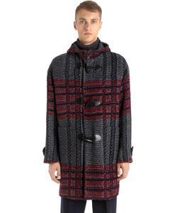 Antonio Marras | Пальто Из Шерстяного Трикотажа