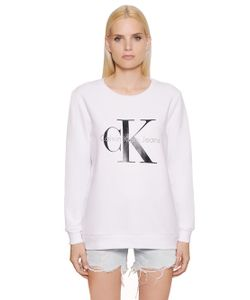 Calvin Klein Jeans | True Icon Printed Cotton Sweatshirt