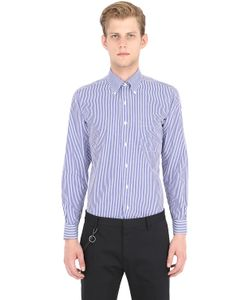Brooks Brothers | Milano Broad Cloth Cotton Shirt