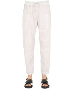 Transit Par-Such | Cotton Toile Cargo Pants