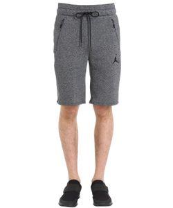 Nike | Полухлопковые Шорты Air Jordan