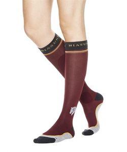 MIASUKI   Носки Для Верховой Езды Bobbie