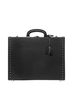 BERTONI 1949 | Кожаный Портфель С Отделкой Заклёпками