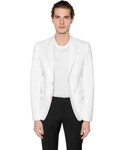 Calvin Klein Collection   Пиджак Norton Из Непромокаемого Хлопка