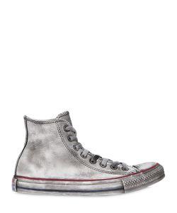 Converse | Высокие Кожаные Кроссовки Ltd Smoking