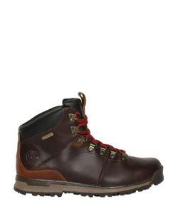 Timberland | Ботинки Scarmble Из Кожи И Gore-Tex
