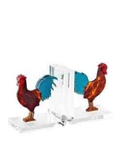 SPISANI | Подставка Для Книг Rooster