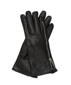 Dsquared2   Перчатки Из Кожи Наппа С Застёжками-Молниями