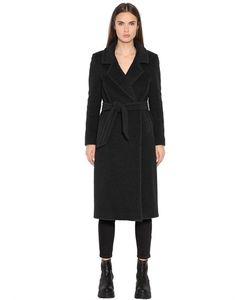 TAGLIATORE 0205 | Long Casentino Wool Coat
