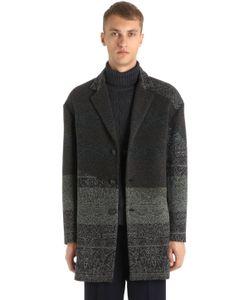 Antonio Marras | Пальто Из Полушерстяного Жаккарда