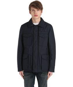 Peuterey | Soglio Tl Wool Blend Twill Field Jacket