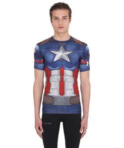 Under Armour   Футболка Captain America
