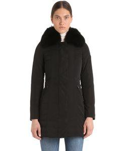 Peuterey | Пальто Metropolitan Gb С Меховым Воротником