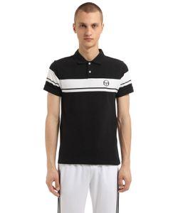 Sergio Tacchini | Рубашка-Поло Young Line Из Хлопка Пикé