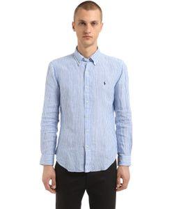 Polo Ralph Lauren | Льняная Рубашка В Полоску