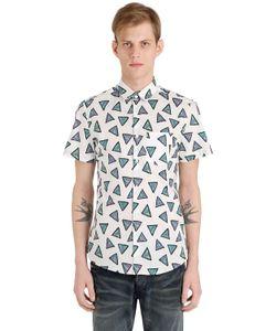 Kenzo   Хлопковая Рубашка
