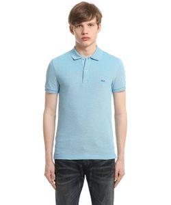 Lacoste | Рубашка-Поло Из Хлопка Пикé