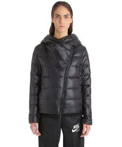 Nike | Нейлоновая Куртка С Капюшоном