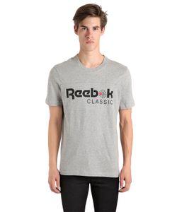 Reebok Classics | Футболка С Принтом Логотипа