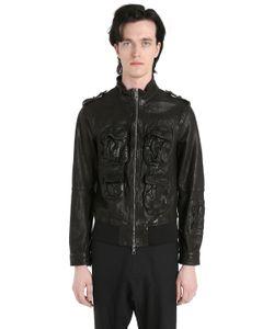 Neil Barrett | Кожаная Куртка